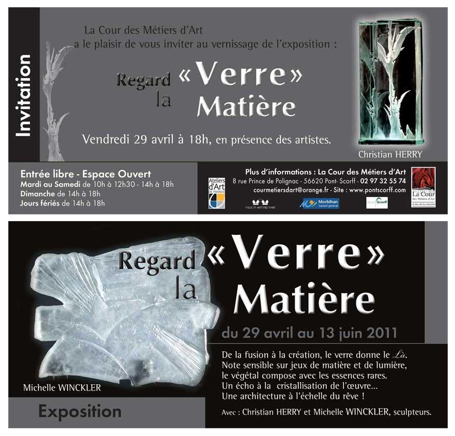 Accueil : portfolio expos,affiche d'exposition 2011