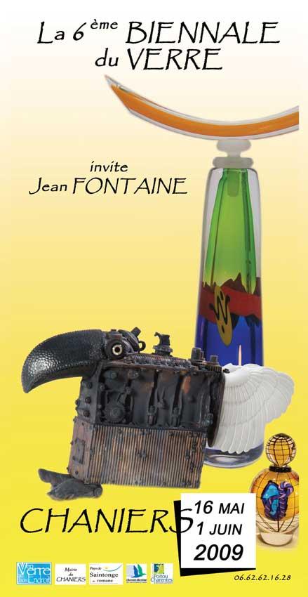 Accueil : portfolio expos,affiche d'exposition 2009
