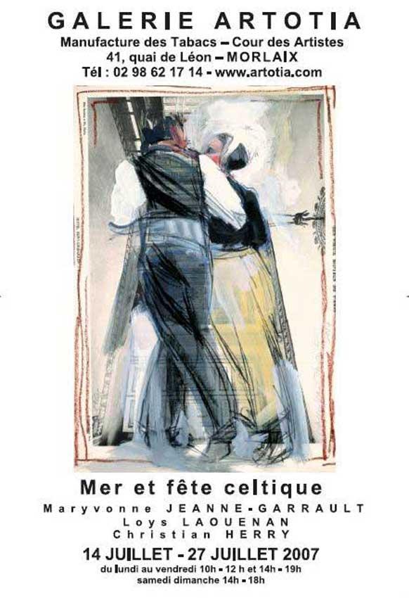 Accueil : portfolio expos,affiche d'exposition 2007