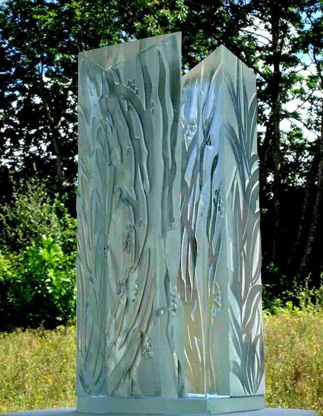 Accueil portfolio : La nature algues dyptique 7