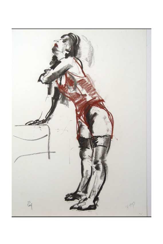 Accueil : portfolio dessin,modèle vivant ,living model sketches ,mine de plomb,sanguine