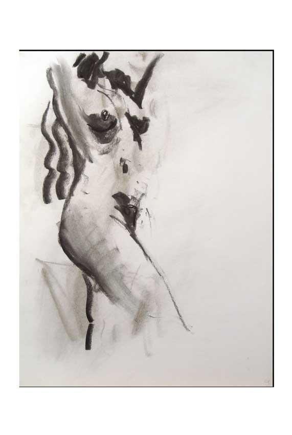 Accueil : portfolio dessin,modèle vivant ,living model sketches ,fusain